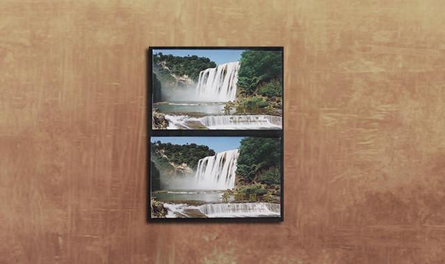 邮票类_FP7(A组)贵州风光邮资错片新二套(带封套)