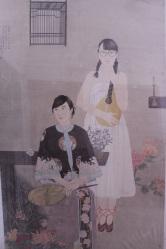 李乾(1991-) 《闻香》