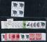 赵涌在线_邮票类_T票编年票新18套、SB12小本票内芯四方连新一件、1993-1鸡年小本票新一本(部分连票、带边)